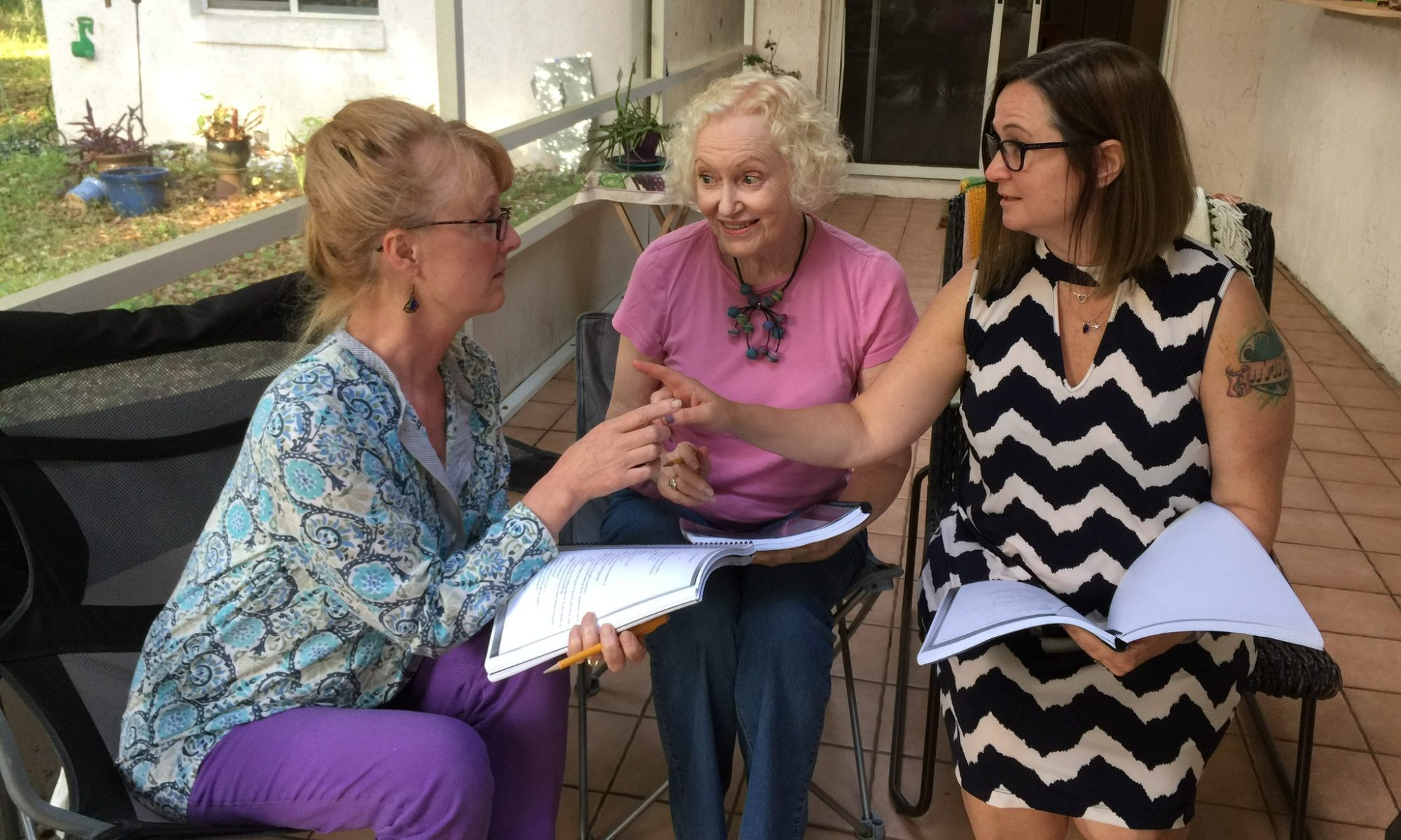 Lively Staged Readings